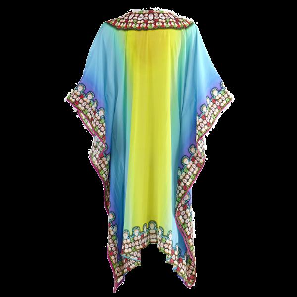 3721d19705f3 ... Kaftans at  99 - Buy Bejewelled Embellished Kaftans Online at  PrettyPorter Australia ...