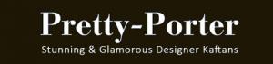 Pretty Porter - Stunning & Glamorous Designer Kaftans Online