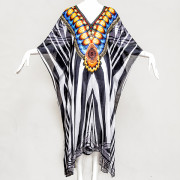 LONG EXOTIC ZEBRA Embellished, Buy Kaftan Online, kaftans under $99, Kaftans sale, kaftans online