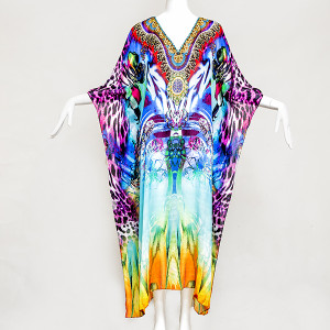 LONG PRINCESS JEWELS Embellished, Buy Kaftan Online, kaftans under $99, Kaftans sale, kaftans online
