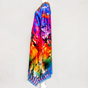 LONG WILDLIFE Embellished, Buy Kaftan Online, kaftans under $99, Kaftans sale, kaftans online