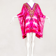 Pretty Hot Pink embellished, Buy Kaftan Online, kaftans under $99, Kaftans sale, kaftans online